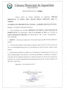 Pregão Presencial 006/2014