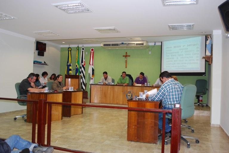 Câmara convoca Vice-Prefeito para reunião