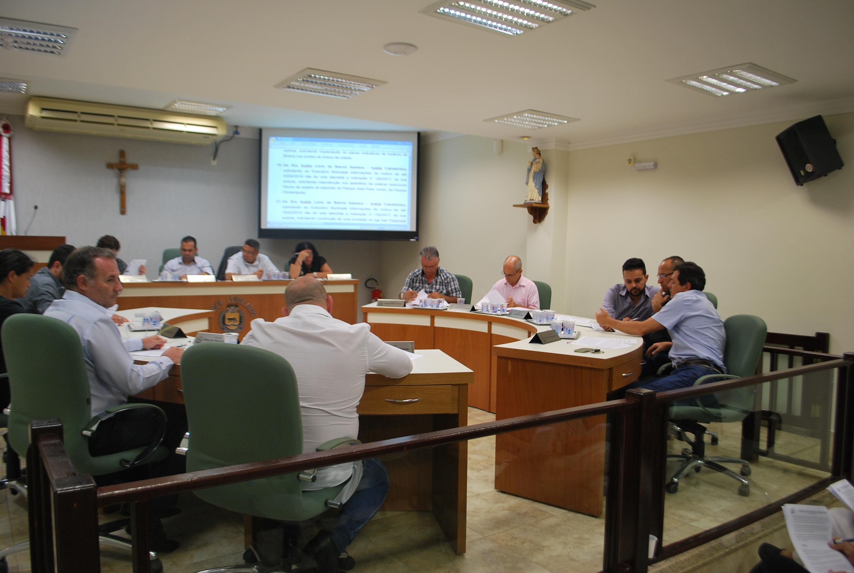 Dois projetos de lei e uma concessão de título são aprovados na segunda sessão do ano