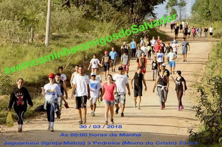 19ª Caminhada Ecológica Amigos do Salvador acontece no próximo dia 30 de março