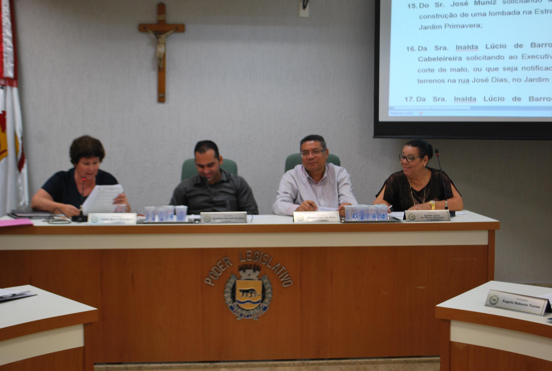 Vereadores aprovam implantação de vales refeição e alimentação aos servidores públicos municipais de Jaguariúna