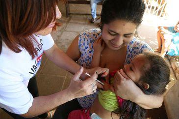 Doenças erradicadas voltam a assustar e ressaltam importância da vacinação em dia