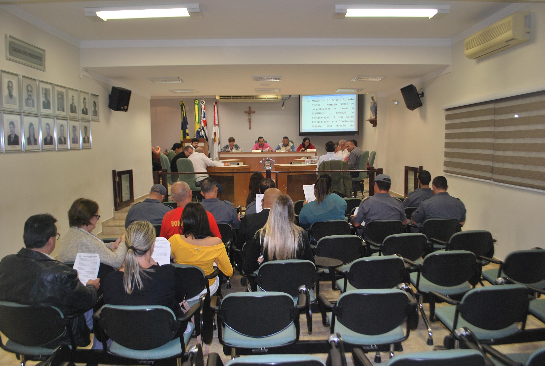 Primeira sessão da Câmara de Jaguariúna após recesso de julho terá votação de 24 requerimentos e oito moções