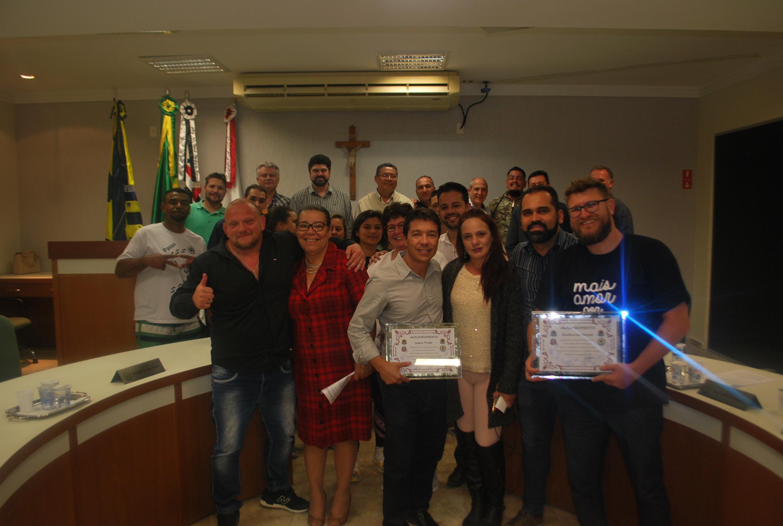 Projeto Mente Limpa recebe Moção de Congratulações e Louvor por trabalho de combate às drogas e ao álcool