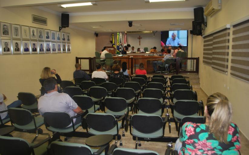 Vereadores aprovam diversas proposituras na 20ª sessão ordinária do ano