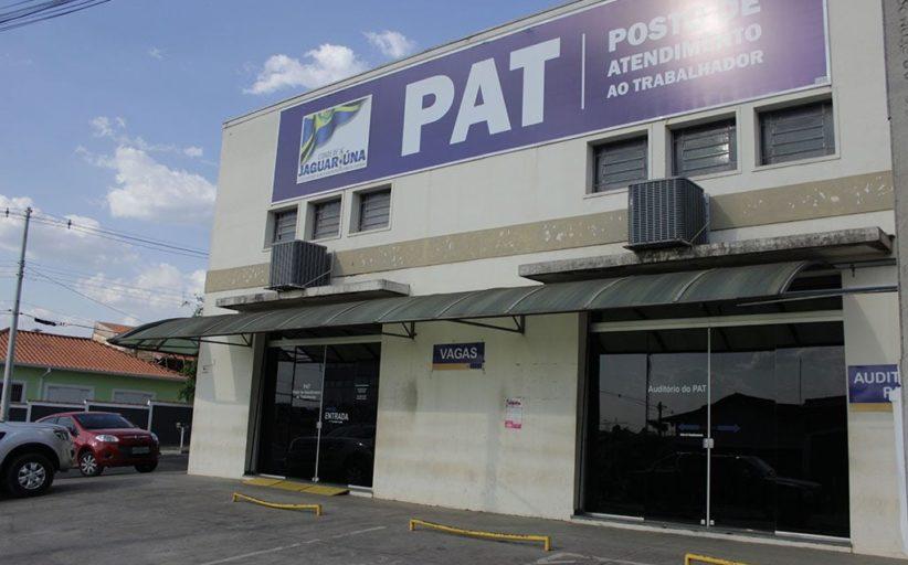 Projeto aprovado pela Câmara obriga divulgação de vagas de emprego no PAT de Jaguariúna
