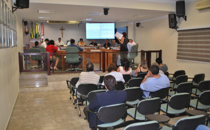 Três projetos serão votados, nesta terça-feira (12), na 26ª sessão ordinária do ano na Câmara Municipal