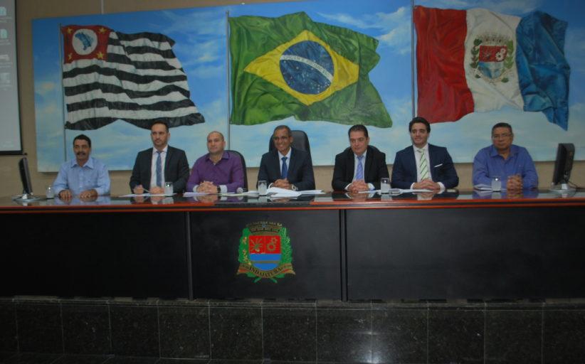 Reunião do Parlamento Metropolitano da RMC acontece nesta sexta-feira (8), na Câmara de Jaguariúna
