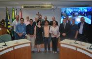 Reunião do Parlamento Metropolitano aconteceu nesta sexta-feira (8), na Câmara Municipal