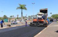 Maior operação de recapeamento de ruas e avenidas avança em Jaguariúna
