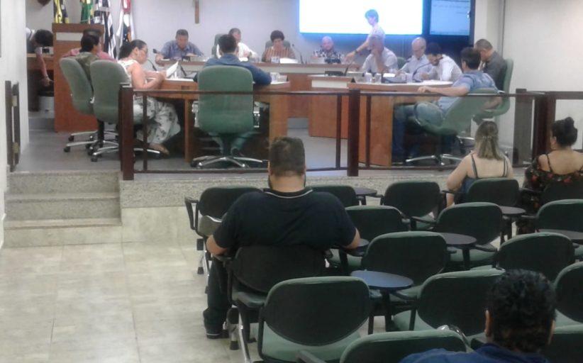 Vereadores aprovam dois projetos na 26ª sessão ordinária do ano