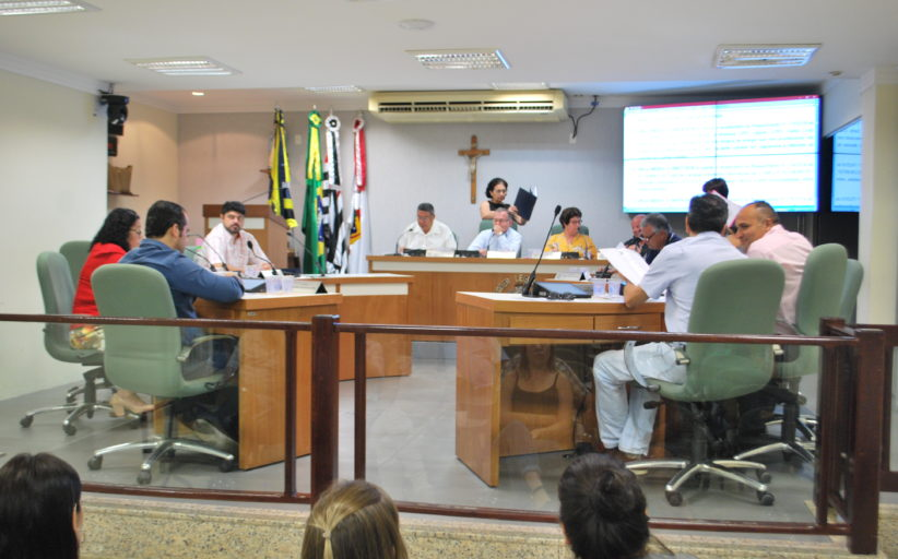 Vereadores votam 17 proposituras na 28ª sessão ordinária, nesta terça-feira (3)