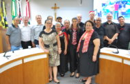 Emoção e encanto marcaram a Cantata de Natal na Câmara Municipal de Jaguariúna