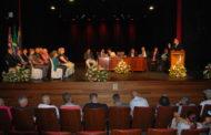 Emoção e homenagens marcaram primeira sessão solene para entrega de títulos de cidadania