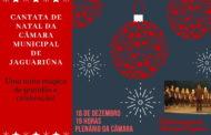 Cantata de Natal da Câmara Municipal será apresentada no próximo dia 16