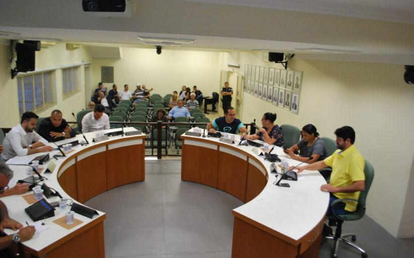 Vereadores aprovam 12 requerimentos na 1ª sessão ordinária do ano