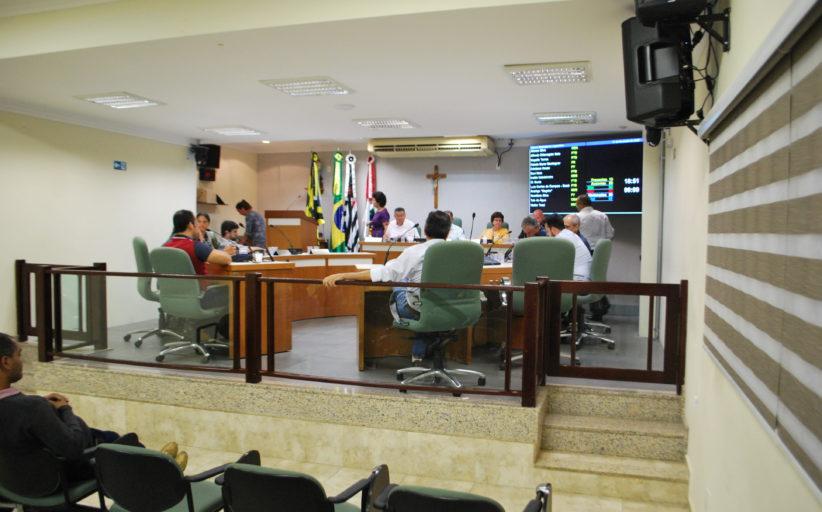Três projetos de lei estão na pauta da 3ª sessão ordinária do ano, nesta terça-feira (18)