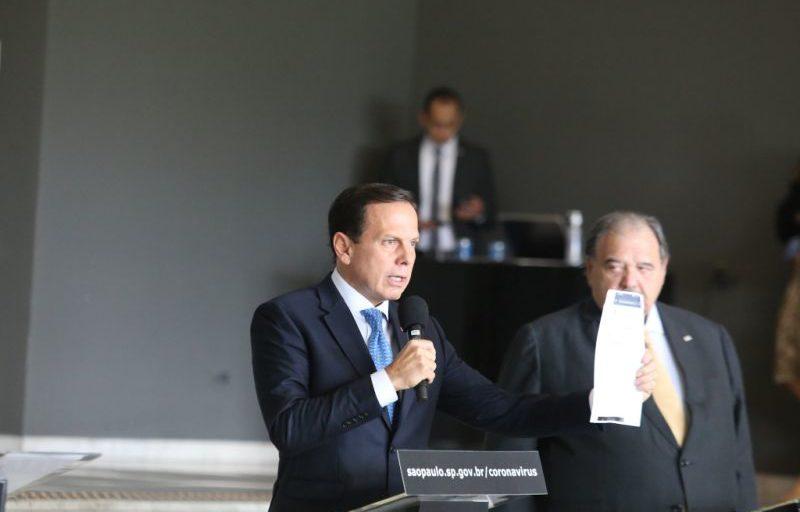 Governo do Estado vai repassar R$ 100 milhões a 377 Santas Casas e hospitais municipais