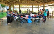 Ação do Fundo Social leva roupas e acessórios para famílias de Jaguariúna em situação de vulnerabilidade social