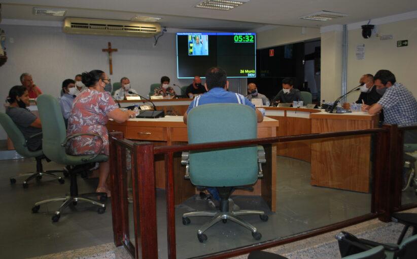 Câmara Municipal realiza, nesta terça-feira (1), a 28ª Sessão Ordinária do ano