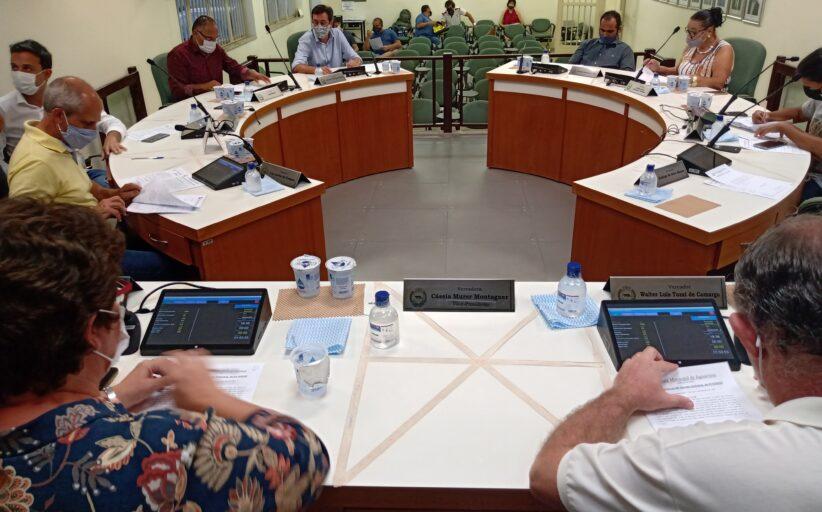 Vereadores aprovam seis proposituras na 28ª sessão ordinária do ano