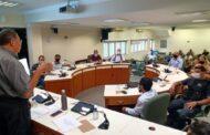 Vereadores e assessores da Câmara Municipal de Jaguariúna participam de treinamento sobre a rotina legislativa e administrativa da Casa