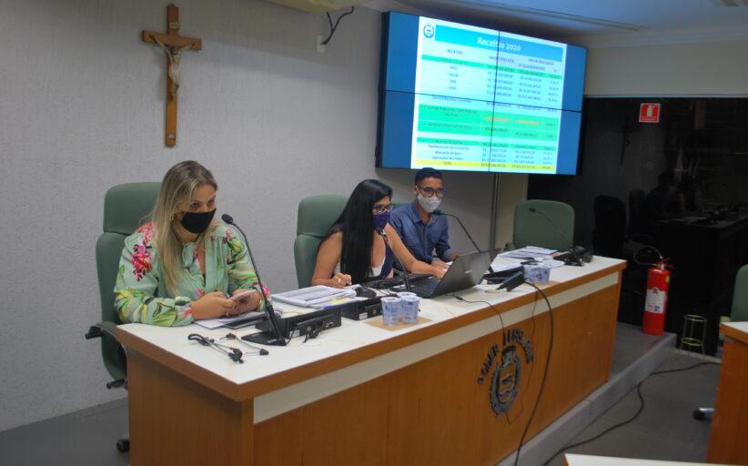 Números do orçamento de Jaguariúna foram discutidos em Audiência Pública na Câmara