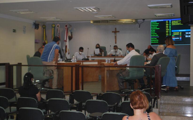 Um projeto e uma proposta de emenda à LOM estão na pauta da 4ª sessão ordinária da Câmara Municipal