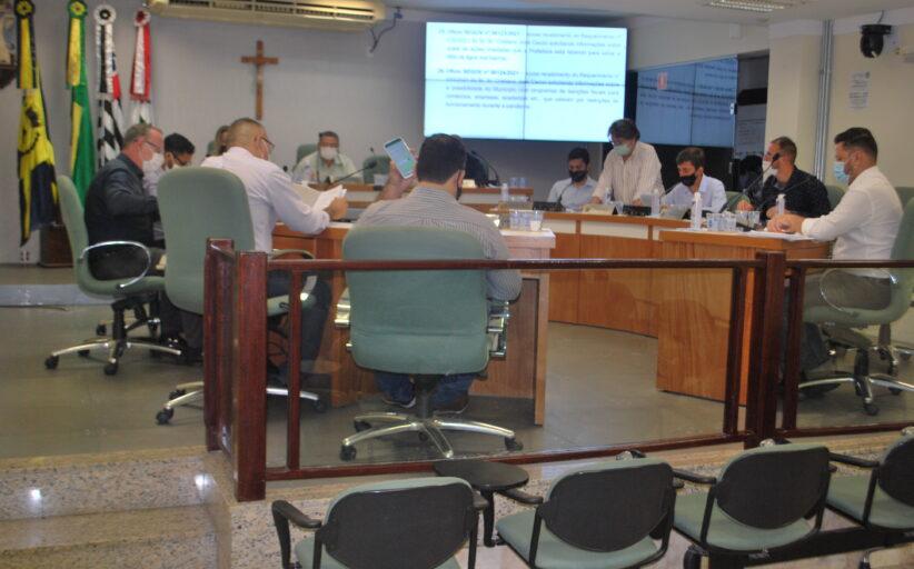 Pedidos de vista adiam matérias constantes na Ordem do Dia da 4ª sessão ordinária da Câmara Municipal